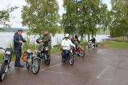 Moped gathering